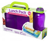 Sistema Snack Attack Duo Lunch Pack