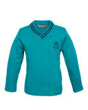 San Anton School V-Neck Sweater