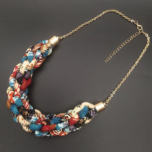 Rope and Knots Necklace