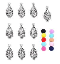 Load image into Gallery viewer, Tear Drop Aromatherapy Necklace