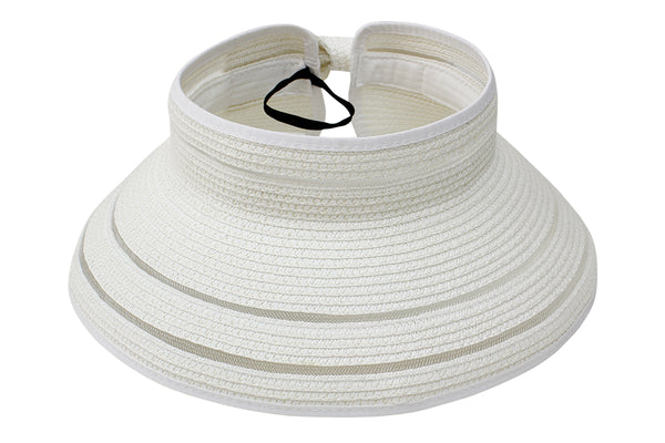 Ventilating Mesh Roll Up Packable Hat - Favshion