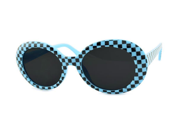 Cher Checkered Sunglasses - Favshion
