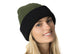 Womens Reversible Slouchy Beanie Hat Lined - Favshion