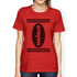 Crayon Womens Red Shirt - Favshion