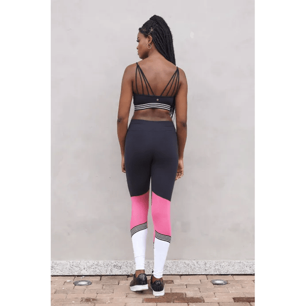 High Waisted Legging - Xanadu - Favshion