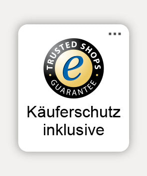 Inklusive Trusted Shops Käuferschutz