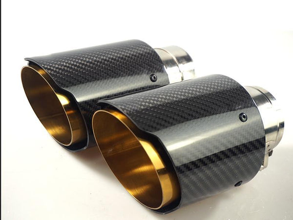 Carbon Fiber Exhaust Tips E9X/F8X