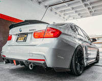 F3X TYPE 4 - REAR BUMPER EXTENSIONS
