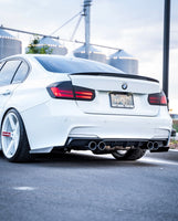 F3X TYPE 2 - REAR BUMPER EXTENSIONS