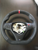 Red M Button E9X