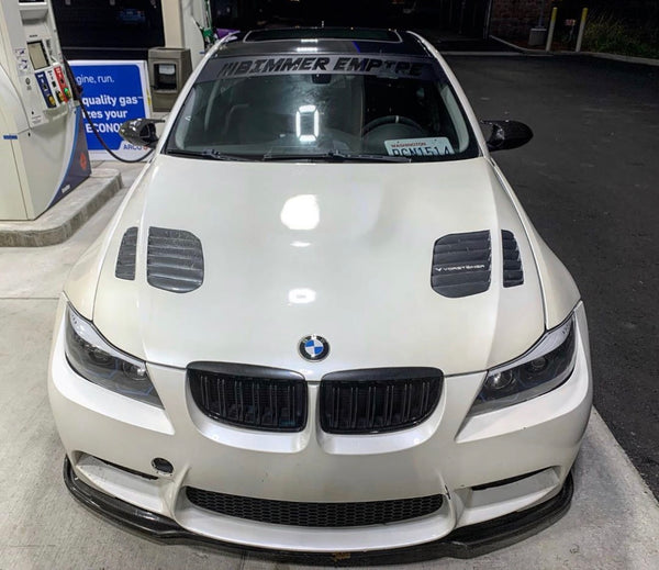 Bimmer Empire Official Windshield Banner