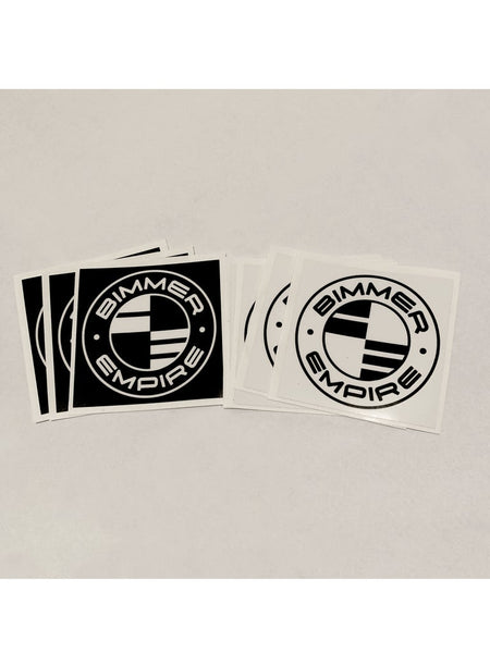 Slap Logo Stickers