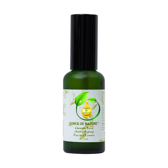 Green Tea Anti-Aging Facial Toner