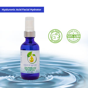 Hyaluronic Acid Facial Hydrator with Retinol