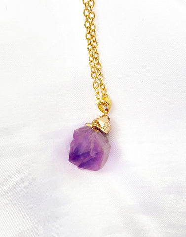 AMETHYST PROTECTION CRYSTAL