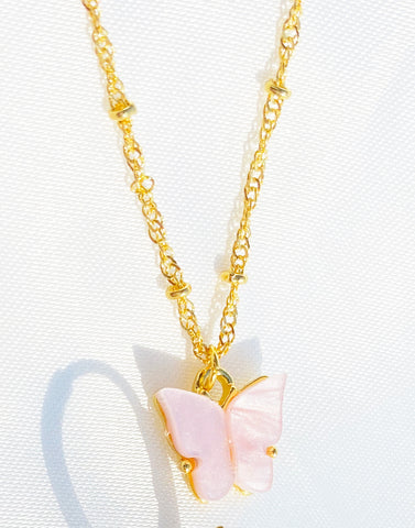 BALLET NECKLACE