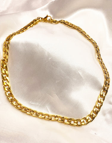 BOSTON CHAIN GOLD