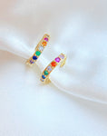 RAINBOW HOOPS SMALL