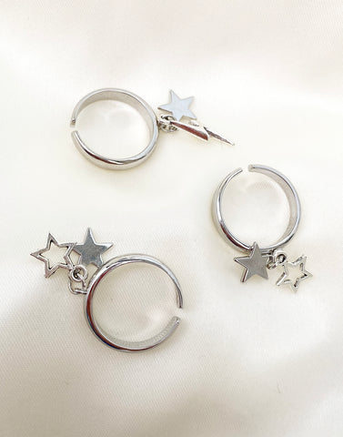 TRIPLE RING SET