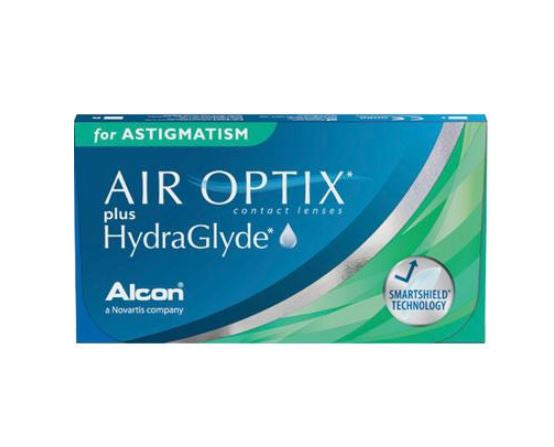 AIR OPTIX® PLUS HYDRAGLYDE - LENTES DE CONTATO