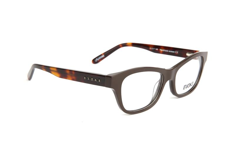 Óculos de Grau Evoke For You Dx5 D01 Brown Shine Turtle - Lente 5,1 Cm - Oculos Shop