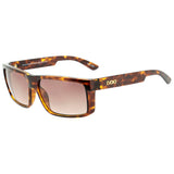 Óculos de Sol Evoke Shift G21 Turtle Shine Gold/ Brown Gradent Lente 5,2 cm