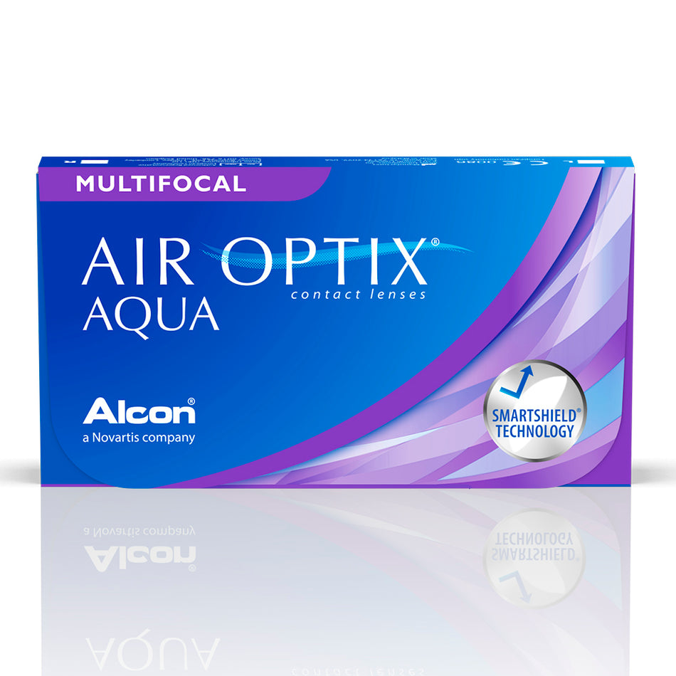 AIR OPTIX AQUA MULTIFOCAL - LENTES DE CONTATO
