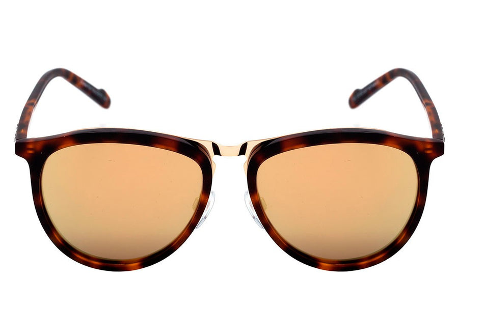 Óculos de Sol Evoke For You Ds10 G21S Turtle/ Gold Espelhado - Oculos Shop