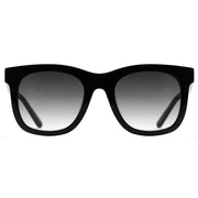 Óculos de Sol Evoke For You DS7 A02 Black Shine/ Gray Degradê - Lente 5,0 Cm - Oculos Shop