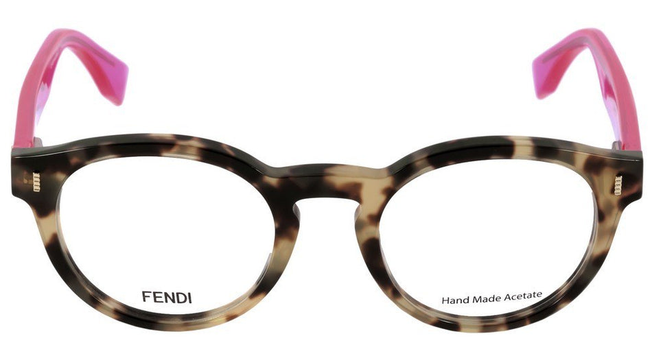 Óculos de Grau Fendi Colour Block Ff 0028