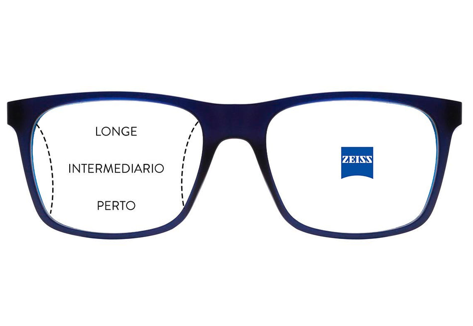 LENTE MULTIFOCAL ZEISS CLASSIC POLICARBONATO SILVER - oculosshop