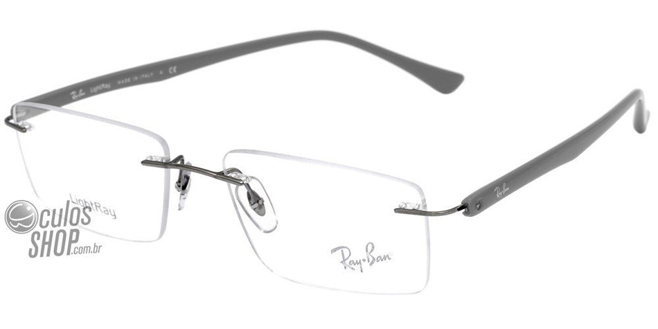 Óculos de Grau Ray Ban Rb 8694 Light Ray - oculosshop