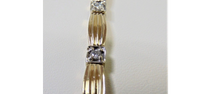 Load image into Gallery viewer, 14KT Yellow Gold Diamond Bracelet