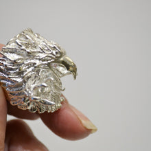 Load image into Gallery viewer, Sterling Silver Eagle Attack Ring Amazing Detail Bird Bald -  - Philadelphia Gold & Silver Exchange
