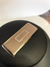 Load image into Gallery viewer, 14K Solid Yellow Gold Classic Money Clip