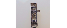 Load image into Gallery viewer, 10KT White Gold Diamond Bracelet