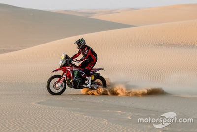 Brabec's journey from rough diamond to Dakar champion