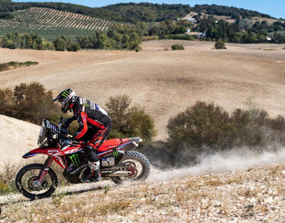 Updates from Day 1 of the  Andalucia Rally