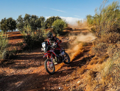Updates from Day 3 of the Andalucia Rally: 1 more day to go
