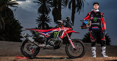 Ricky Brabec Talks Winning 2020 Dakar Rally, Being First American to Win