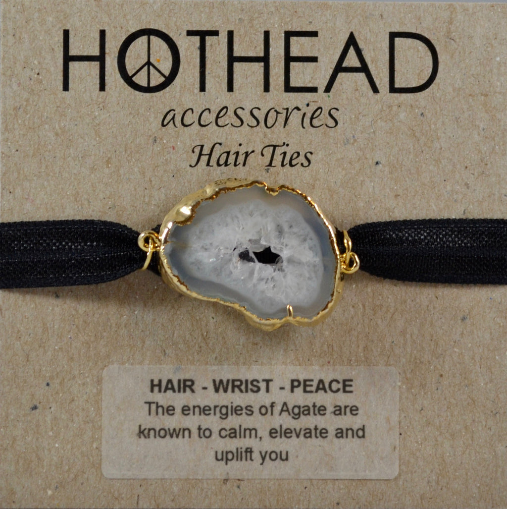 EARL GREY HAIR TIE