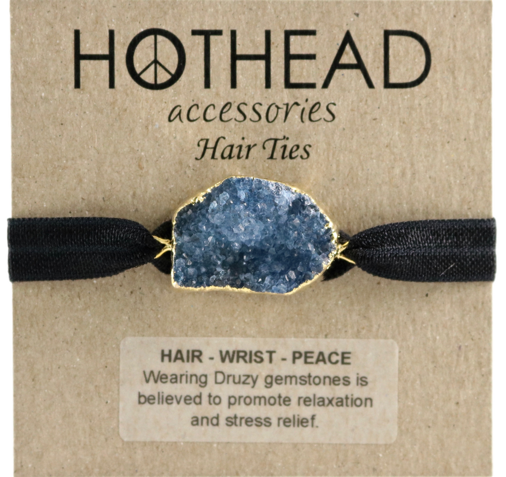BLUE MOON HAIR TIE