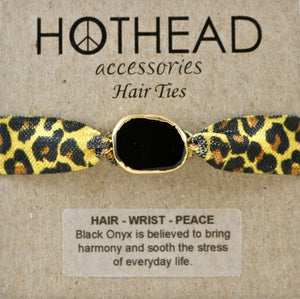 WILD AND FREE HAIR TIE