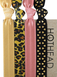 JUNGLE FEVER HAIR TIE PACK