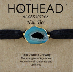 OCEAN BREEZE HAIR TIE