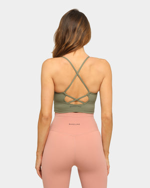 Baseline Purpose Workout Tank Khaki
