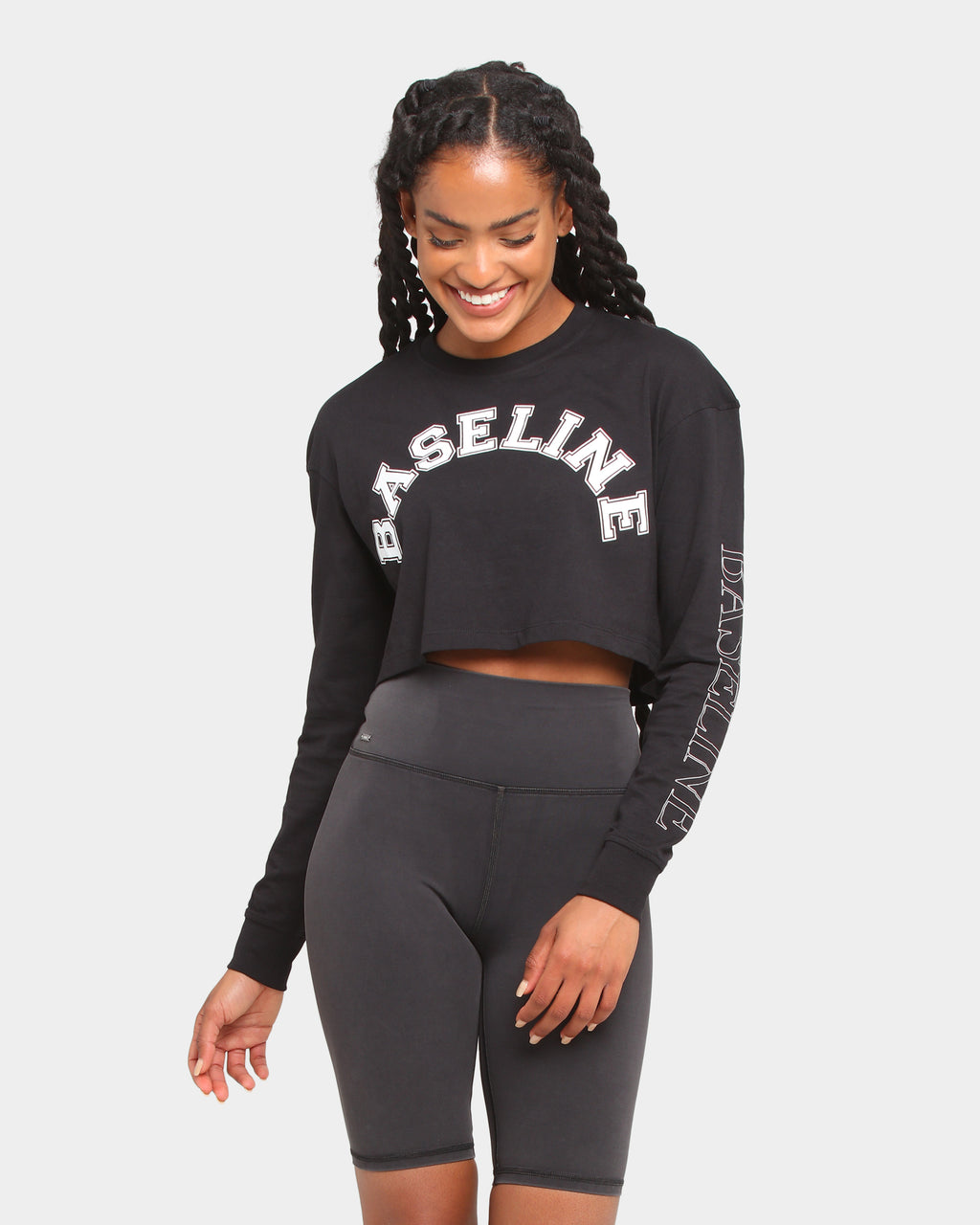 Baseline Starter Long Sleeve Top Black