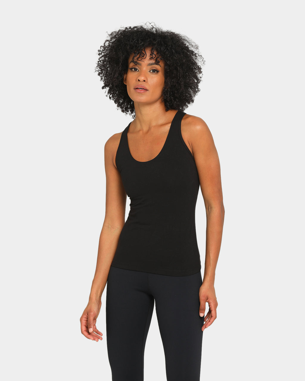 Baseline Transition Workout Tank Black