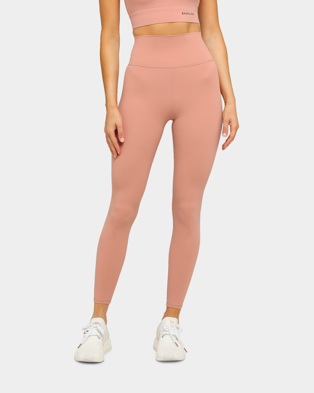 Baseline Core Support Tight Ash Rose