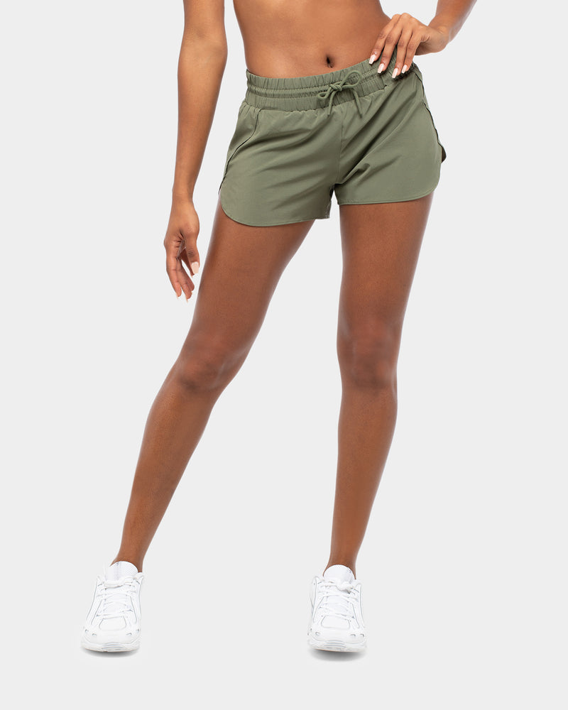 Baseline Ultra Lightweight Sprint Short Khaki